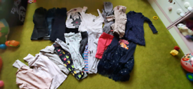 Girl 2-4 years old clothes x21 items
