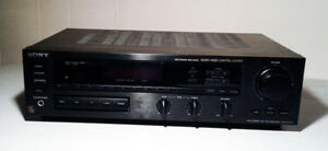 Sony FM-AM Stereo Receiver/Amplifier STR-AV570X