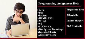 Expert Help-Assignment/Coursework/Essay/Dissertation/IT/Project/UML/Programming/Mysql/PHP/C/Python