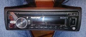 Sony MEX-N6000BD DAB BT Car Stereo
