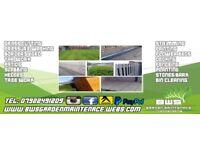 Bws garden maintenance & landscaping