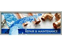 Plumbing and electrical maintenance