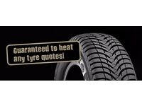 Brand New Tyres 205/55/16 195/65/15 175/65/14 Supplied & Fitted From £27.99 - Gainsborough 7 Days