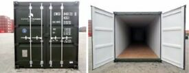 New (One Trip) 20ft Steel Shipping Containers/Storage containers South Wales