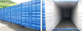 SELF STORAGE CONTAINERS TO RENT (CF45 4EP) NEW 20FT
