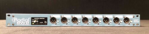 RADIAL ENGINEERING SW8 MK1, 8x8 CHANNEL AUTO  SWITCHER - FREE SHIPPING or PICK U