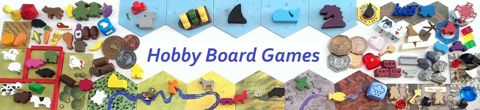 Hobby Board Games