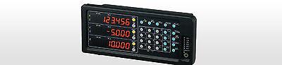 Sonymagnescale 2x Standard Dro 10x40 For Lathe Lh70sj-1040