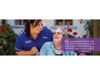 Care Assistant - Full & Part time roles - Block hours - No driving!