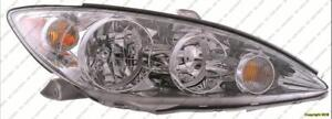 Head Lamp Passenger Side Le-Xle Toyota Camry 2005-2006