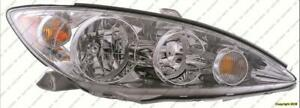 Head Light Passenger Side Le-Xle Toyota Camry 2005-2006