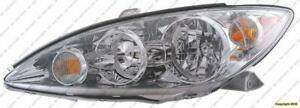 Head Light Driver Side Le-Xle High Quality Toyota Camry 2005-2006