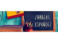 Native, experienced, qualified Spanish teachers in London