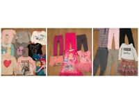 137 GIRLS CLOTHES 2-13 YEARS JUST £80