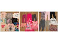 38 X GIRLS 4-8 YEARS CLOTHES MY LITTLE PONY , UNICORN , MY LITTLE MERMAID , PRINCESS ,