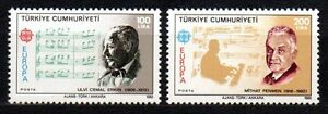 """Turkey - 1985 Europa Cept Mi. 2706-07 MNH - Enschede, Nederland - Sweden - 1985 Europa Cept Mi. 1328-29 MNH Click the button below to view more Europa CEPT lots from our extensive offerings. After clicking select """"Europa CEPT"""" in the blue side-bar on the left. Our lots start at just €0,25 Combine - Enschede, Nederland"""