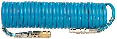 HAZET Luft Spiralschlauch 7 Meter für Schlagschrauber mit Luftanschluss