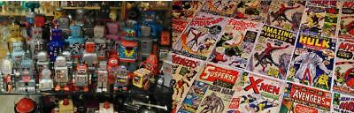 BUY-IT-NOW comics toys and WOW