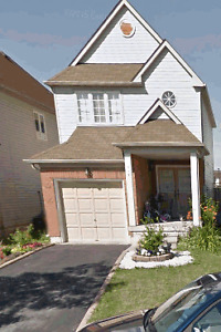 Detached house for rent - Markham/Steeles