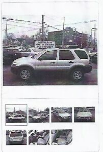 ***2005 Ford Escape XLT 4x4***