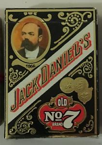 Jack Daniels Playing Cards Maida Vale Kalamunda Area Preview