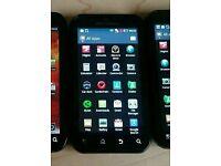 Motorola mobile phone