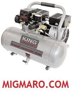 KING INDUSTRIAL KC-1620A COMPRESSEUR À AIR 2HP 1.6 GALLONS NEUF!