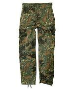 Flecktarn Trousers