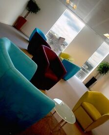 Manchester Serviced offices - Flexible M1 Office Space Rental