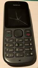 NOKIA 101 PHONE - DUAL SIM - FAULTY - FIX OR USE FOR PARTS Adelaide CBD Adelaide City Preview