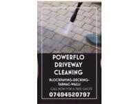 POWERFLO DRIVEWAY CLEANING & GARDENING