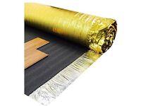 Underlay/Laminate Wood Floor Underlay