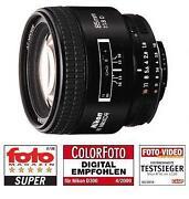 Nikon 85mm F/1.8 AF