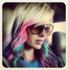 SALE! Hair Chalk, Feathers, Crystals and Extensions! Kawartha Lakes Peterborough Area image 3