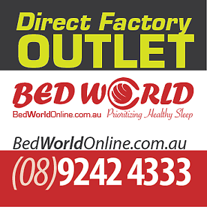 GOLDFIELD QUEEN BED FRAME - ...DIRECT FACTORY OUTLET...
