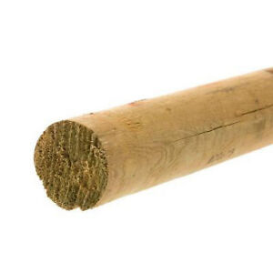 Fence Posts - Natural and Pressure Treated