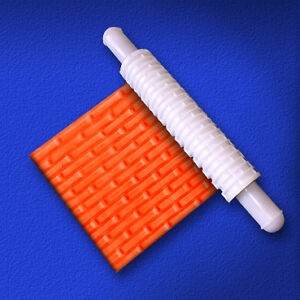 Cake Decorating tools texture rolling pins