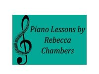 Piano Lessons by Rebecca Chambers DipLCM (TD)