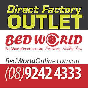 FABRIC QUEEN BED FRAME - ...DIRECT FACTORY OUTLET...