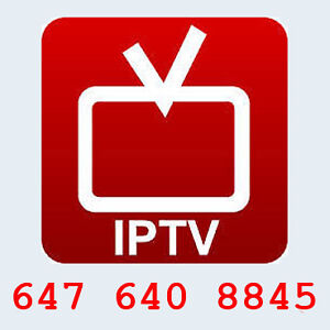IPTV SERVICE # 1 IN KIJIJI, LIVE CHANNELS 1300 + NO FREEZING TV