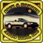 Rich and Famous Auto Tops