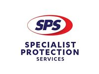 SIA Security Operatives-(Full time) required
