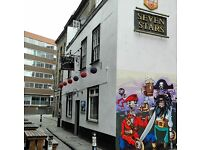 Part Time Bar Crew Central Bristol