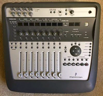 Digi dedign 002 console for sale.