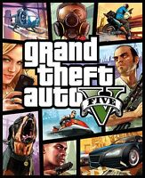 GTA V for PS4 $40 or trade for Xbox ONE version