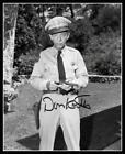 Don Knotts Autograph