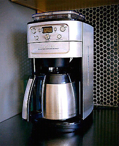MUST GO Cuisinart DGB-900BC Grind & Brew Thermal 12-Cup
