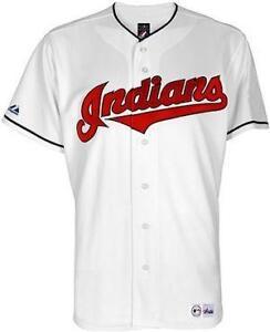 Cleveland Indians Jersey  Baseball-MLB  8ec237c8b