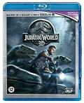 Jurassic World (3D En 2D Blu-Ray + DVD)