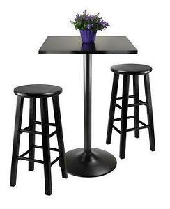 Modern Black Dining Sets